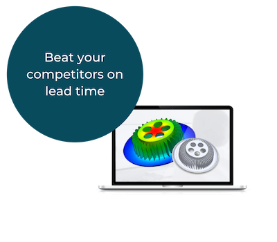 Beat Your Competitors on Lead Time - Robust Design